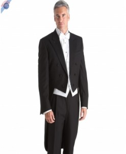 Tail Tuxedo by AHF Design in Black or White