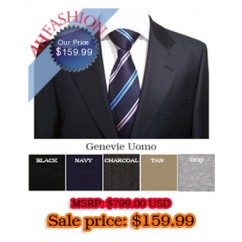 Men Suits, 3 Button Vented, Italian Suit, Pick Stitch, Super 150's Wool High Quality Suits
